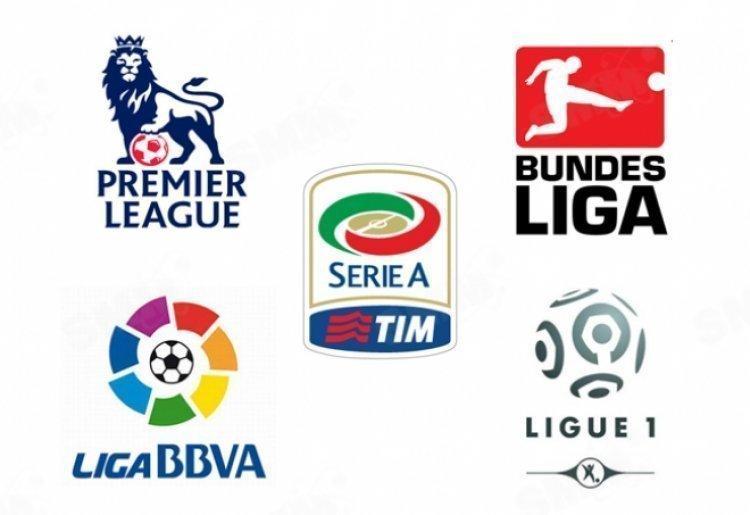 5 league football